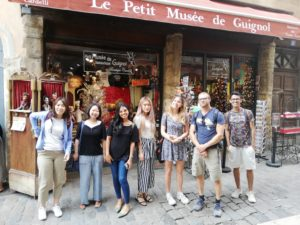 Старый город Лиона